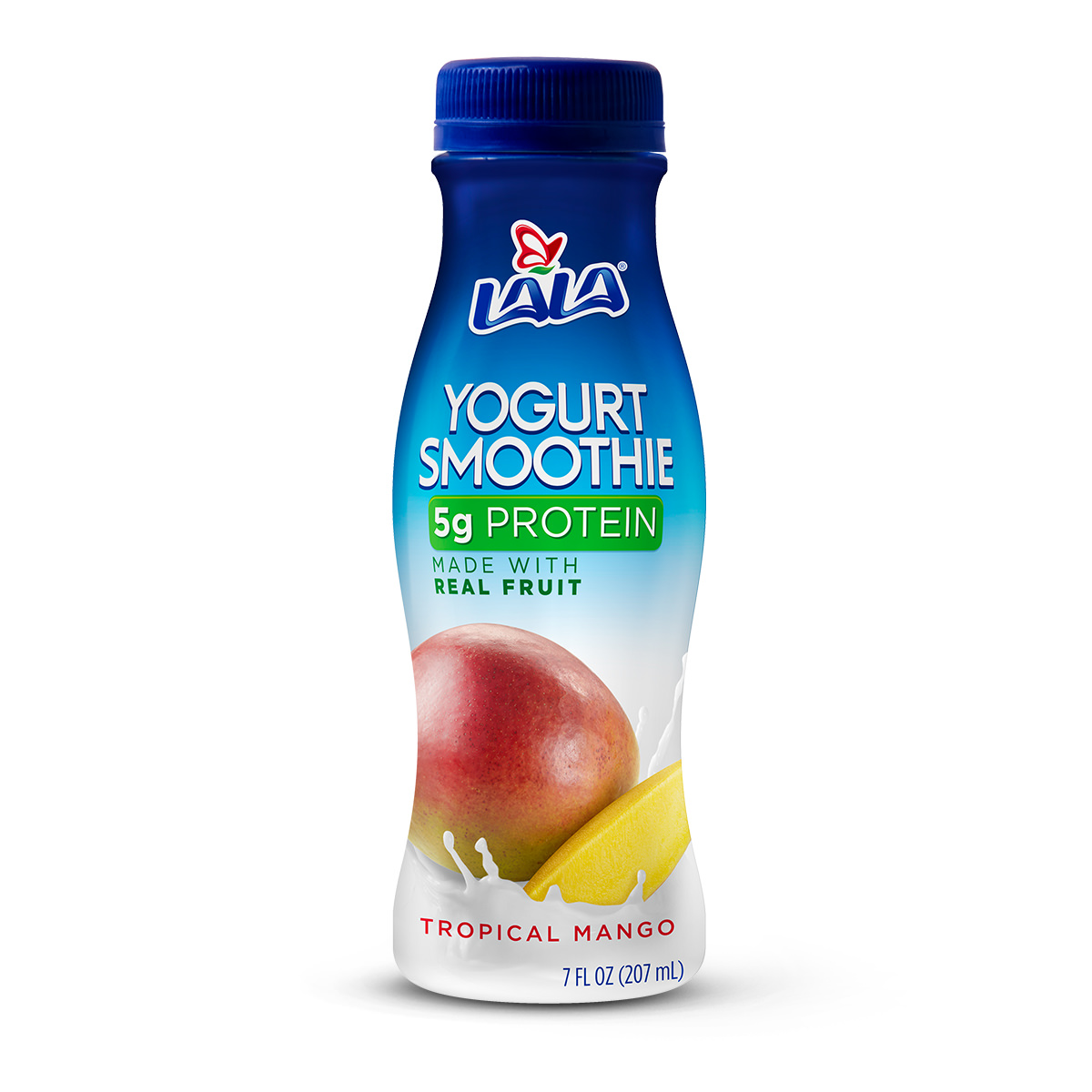LALA Drinkable Yogurt, Tropical Mango, 7 Oz.
