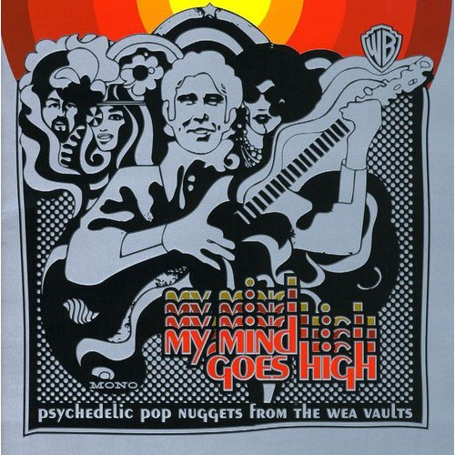 My Mind Goes High: Psychedelic Pop   Various (Eng) by