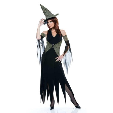 Wicked Of Oz The Wicked Witch Costume Adult Small - image 1 of 1