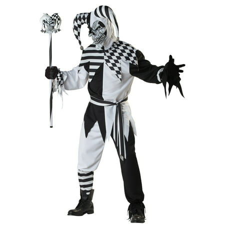Jester Costume Women (Nobody's Fool Jester Adult)