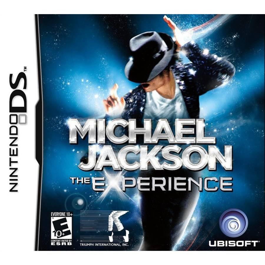 Michael Jackson: The Experience, Ubisoft, Nintendo DS, 008888166290
