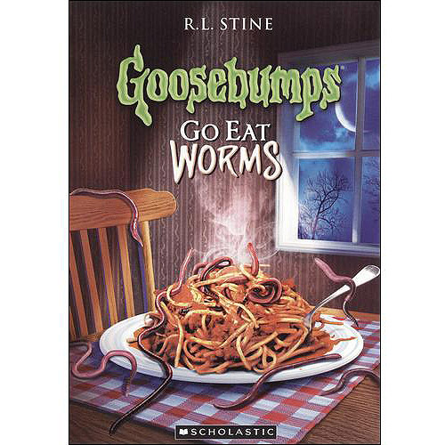 Goosebumps: Go Eat Worms (Full Frame)