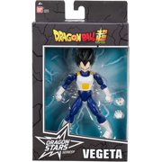 "Dragon Ball Super Vegeta Version 2 - Dragon Stars 6.5"" Action Figure"