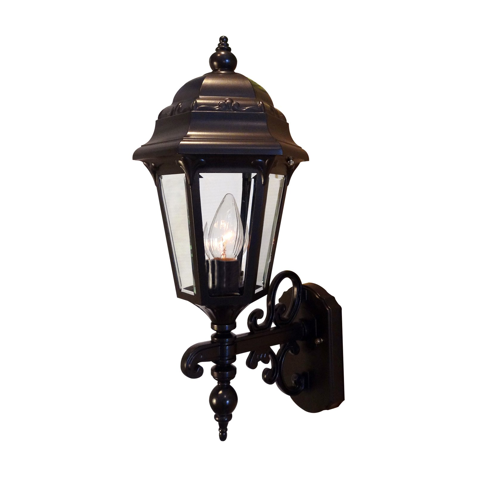 Special Lite Products Astor F-3967 Large Bottom Mount Outdoor Wall Light