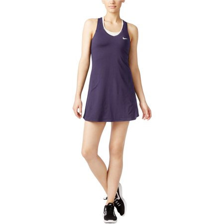 (Nike Womens Tennis Sleeveless Dress)