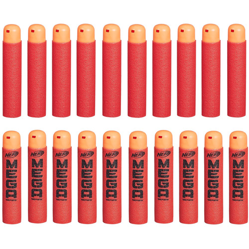Nerf N-Strike Elite Mega Dart 20-Pack