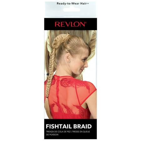 Revlon Fishtail Braid, Light Blonde (Best Braiding Hair Brand)
