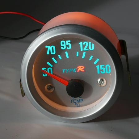 - 2inch 52mm Dial Oil Temperature Gauges Autometer Race Sport Pointer Oil Temperature Performance Meter Gauge