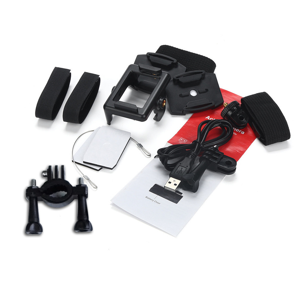 Iuhan Waterproof Sport Action Camera Camcorder HD 1080P Mini DV Cam
