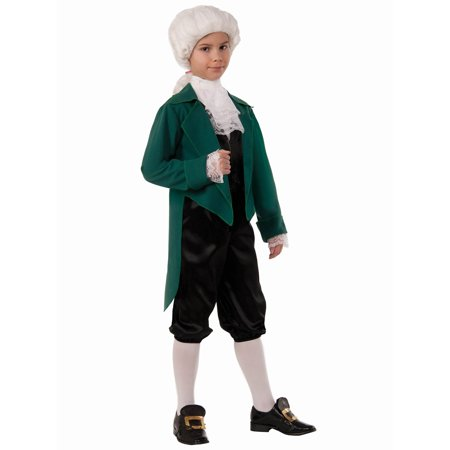 Thomas Jefferson Child (Port Jefferson Halloween)