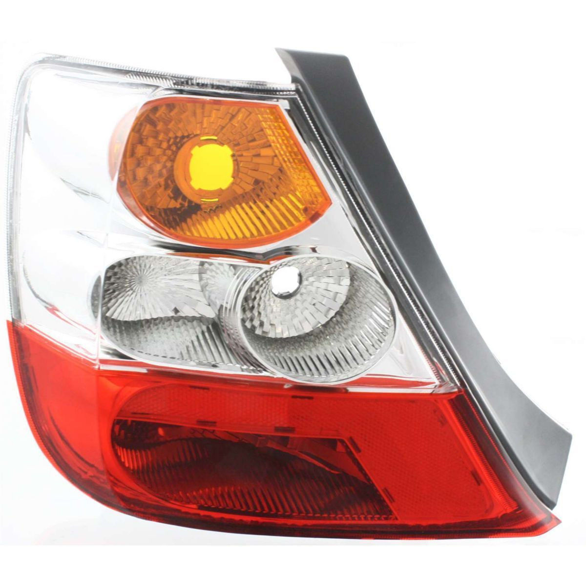 <b>Tail Light Assembly Driver Side Fits 2004-2005 Honda Civic Hatchback HO2800156 33551S5TA31 </b>
