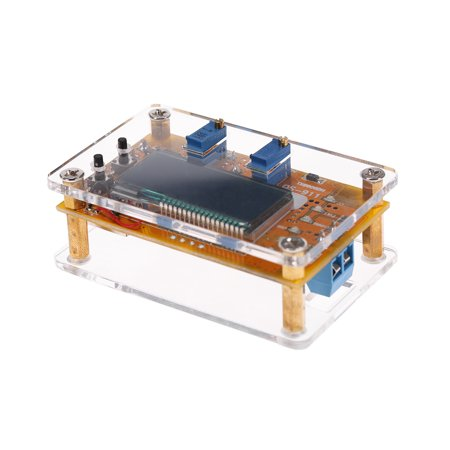 LCD Digital DC-DC Adjustable Step-down Power Supply USB Charge Module DIY Kit Constant Voltage/Current Voltmeter Ammeter Peak Current 5A