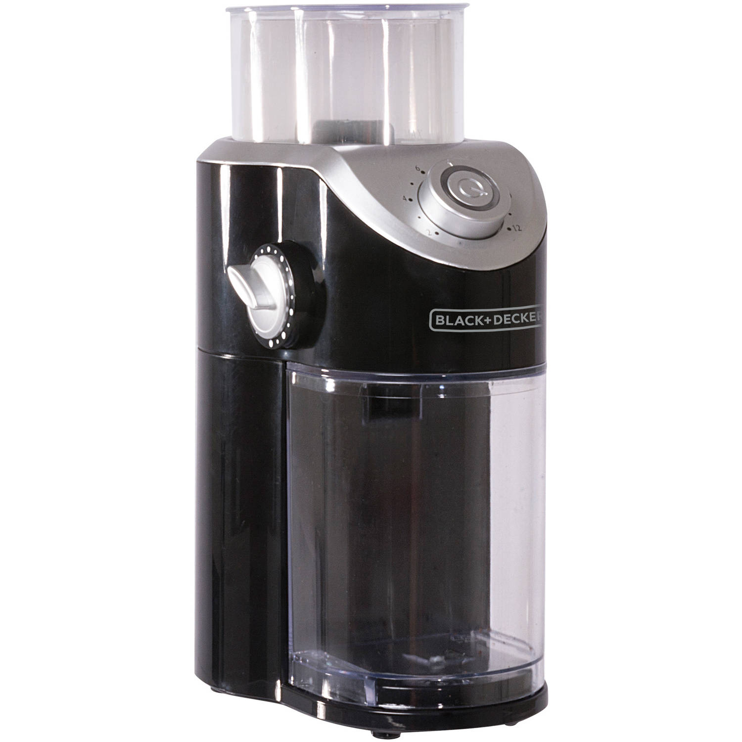 BLACK+DECKER Burr Mill Coffee Grinder, CBM310BD by Spectrum Brands
