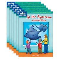Boost At the Aquarium Coloring Book Grades PK-K, Pack of 6