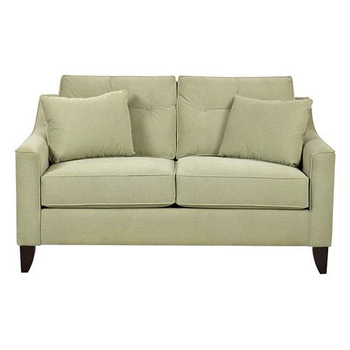 Klaussner Audrina Fabric Loveseat by