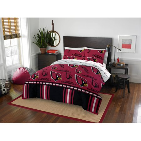 (NFL Arizona Cardinals Bed In Bag Set)