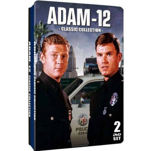 Adam 12: Classic Collection (Tin) (Full Frame)