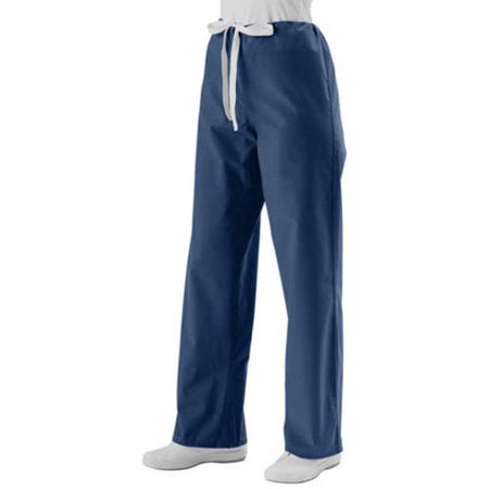 Unisex AngelStat Reversible Classic Fit Drawstring Scrub Pants ()