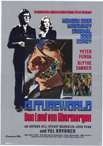 Futureworld 11 x 17 Movie Poster by Movie Posters