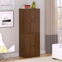 Deals on Mainstays Storage Cabinet, Multiple Finishes