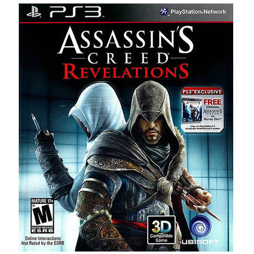 Assassins Creed Revelations (PS3) - Pre-Owned