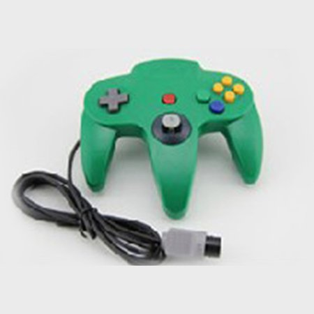 N64 game controller N64 wired controller N64 game wired controller - image 1 de 6