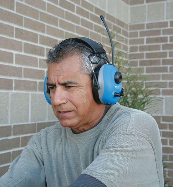 Elvex Aware 22 NRR AM/FM Headset