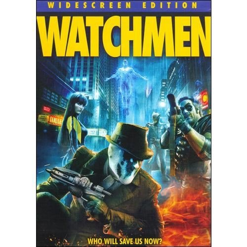 Watchmen (DVD + Digital Comic) (Walmart Exclusive) (Widescreen)