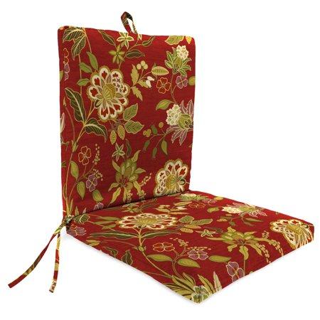 Jordan Manufacturing Outdoor Patio - Clean Look Chair Cushion