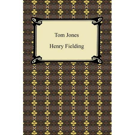 Tom Jones - eBook](Tom Jonas Halloween)