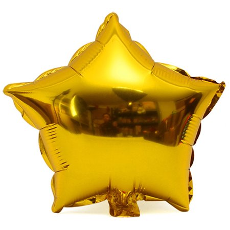 Party Decoration Foil Balloons 10inch Star Balloons