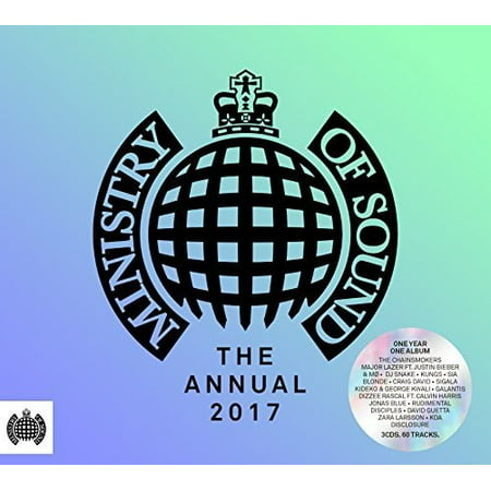 Ministry Of Sound: Annual 2017 / Various](Ministry Halloween Live)