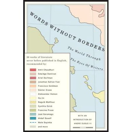 Words Without Borders - eBook