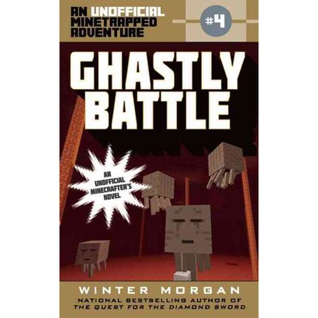 Ghastly Battle  An Unofficial Minetrapped Adventure