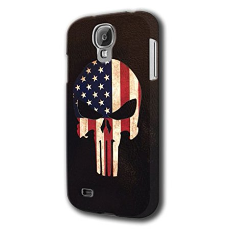 Ganma Punisher Case For Samsung Galaxy S4 Hard Case (Punisher Cover)