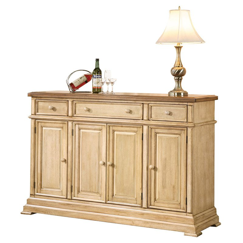 winners only quails run 60 in dining sideboard - Winners Only Furniture