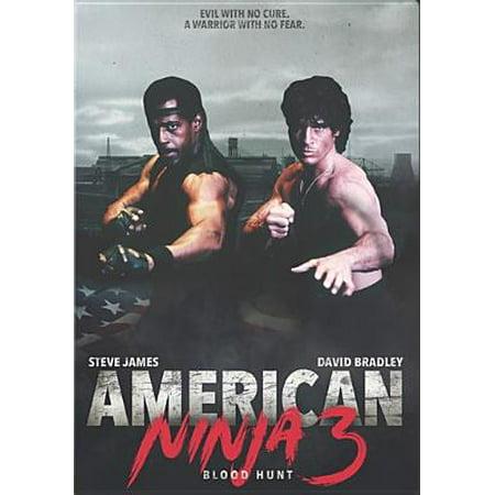 American Ninja 3: Blood Hunt (DVD)