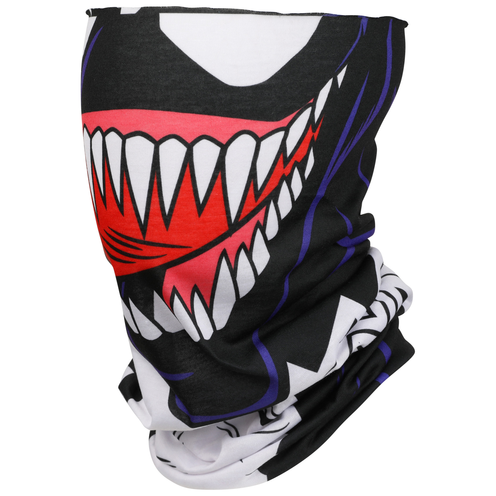 Marvel Venom Character Costume Full Face Tubular Bandana ...