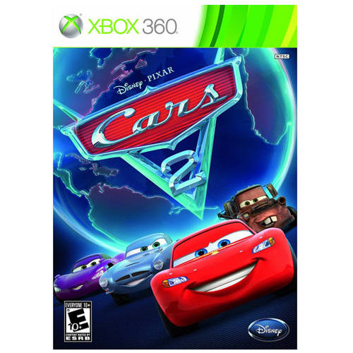 Cars 2 (Xbox 360) - Pre-Owned