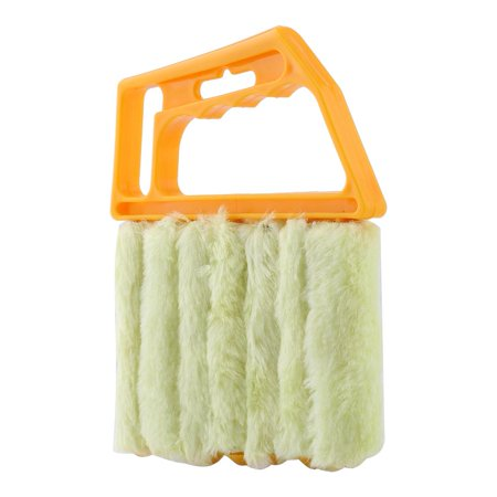 Ejoyous Durable Mini-Blind Window Dust Cleaner Brusher Washable Brush Tool Home Clean Rust proof
