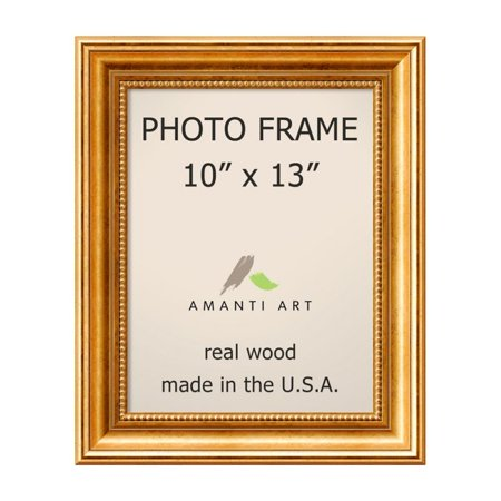 Amanti Art Townhouse Gold Photo Frame 13 x 16-inch - Walmart.com