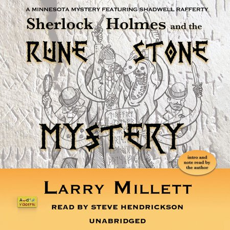 Sherlock Holmes and the Rune Stone Mystery - Audiobook
