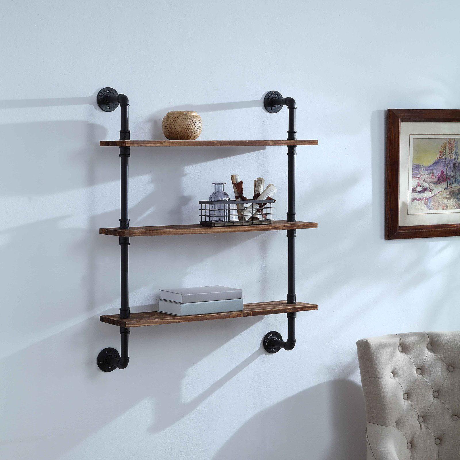 4D Concepts Anacortes Bookshelf - Walmart.com