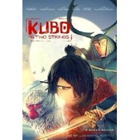 Kubo and the Two Strings (DVD)