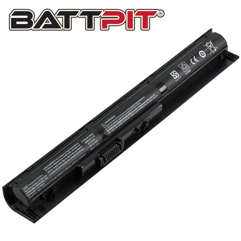 BattPit: Laptop Battery Replacement for HP Pavilion 15-p207nm 756743-001 HSTNN-DB6K HSTNN-LB6K TPN-Q140