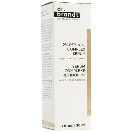 Dr. Brandt 2% Retinol Complex Serum 1.7 oz