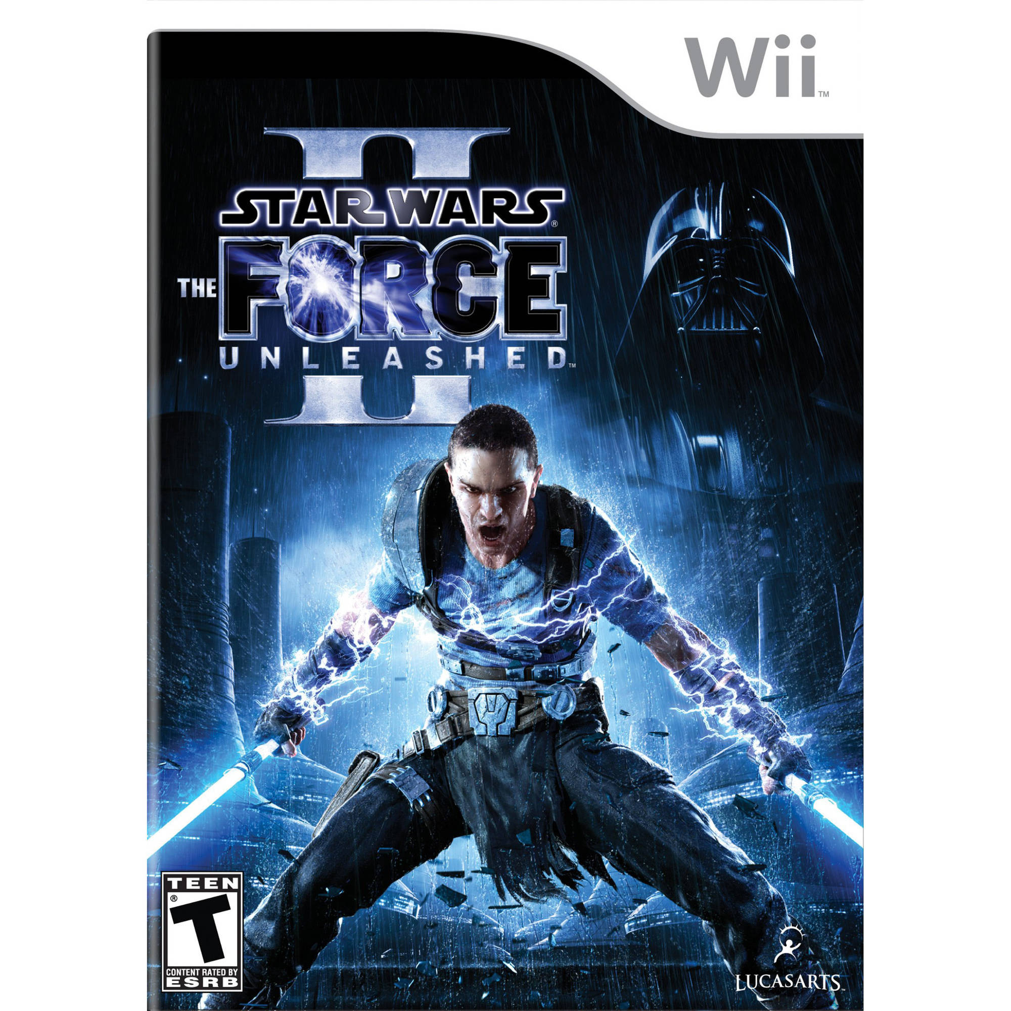 Star Wars Force Unleashed 2 (Wii)