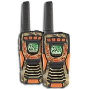 Best 2-way Radios - (2) COBRA CXT1045R-FLT-CAMO 37 Mi Waterproof Floating 2Way Review