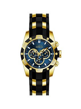 Invicta Men's 25836 Speedway Quartz Chronograph Blue Dial Watch