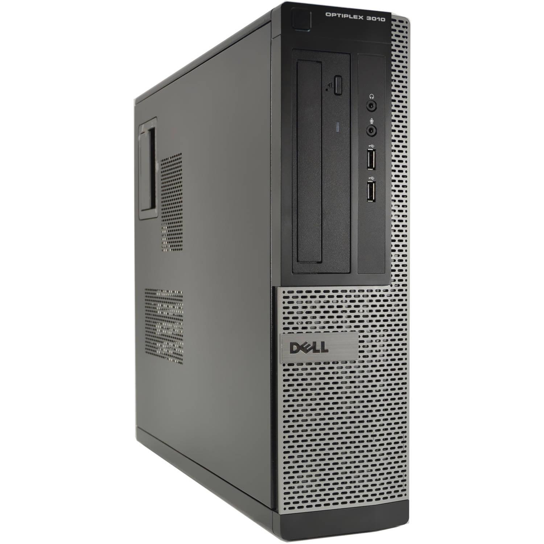 Refurbished Dell 3010-D Desktop PC with Intel Core i5-3470 Processor, 8GB Memory, 1TB Hard Drive and Windows 10 Pro... by Dell